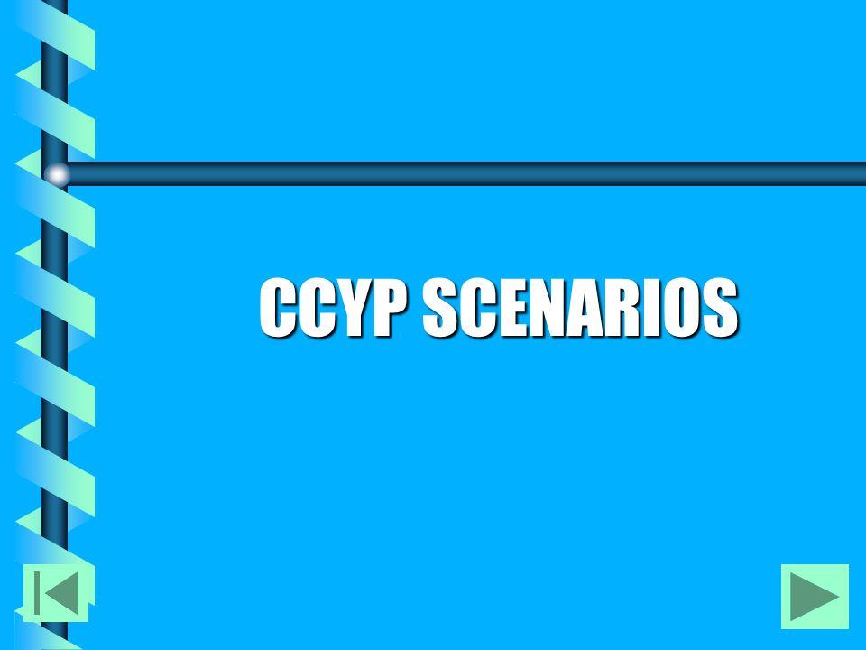 CCYP SCENARIOS