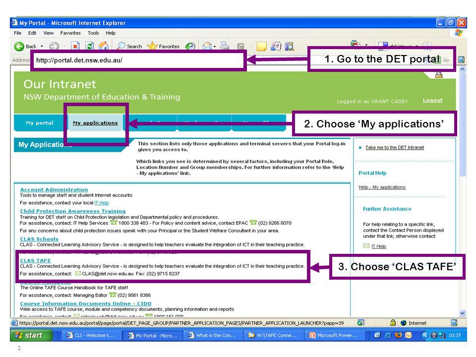 3 1.ICT Framework 2. self-assessment tool: My Map 3.