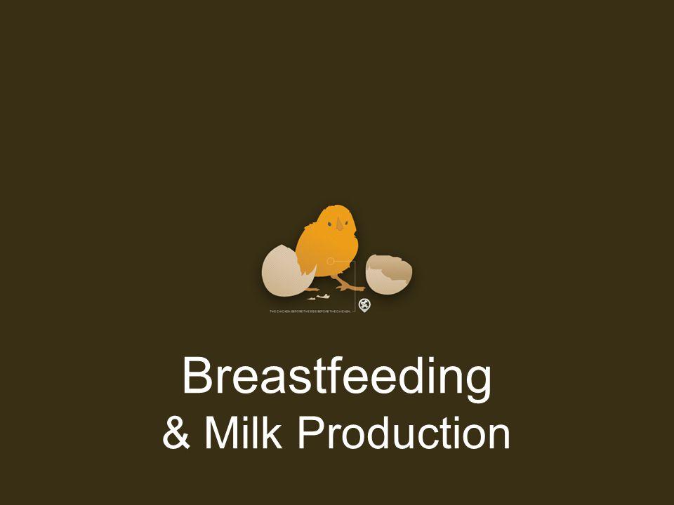 Breastfeeding & Milk Production