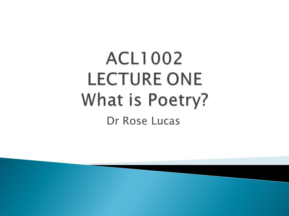 Dr Rose Lucas