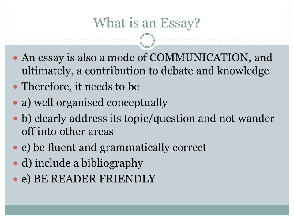 Planning the Essay All this requires ESSAY PLANNING You can't just launch into an essay without careful work: Engaging with the primary text Making sure you understand what is being asked of you Writing a one page plan to be your guide as you write