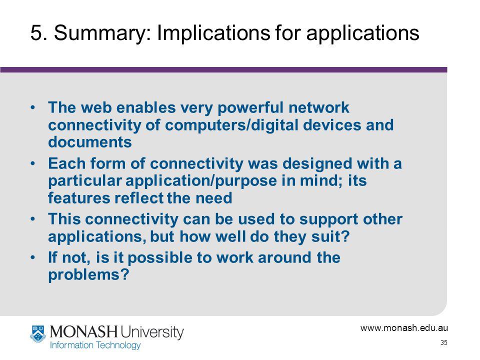www.monash.edu.au 35 5.