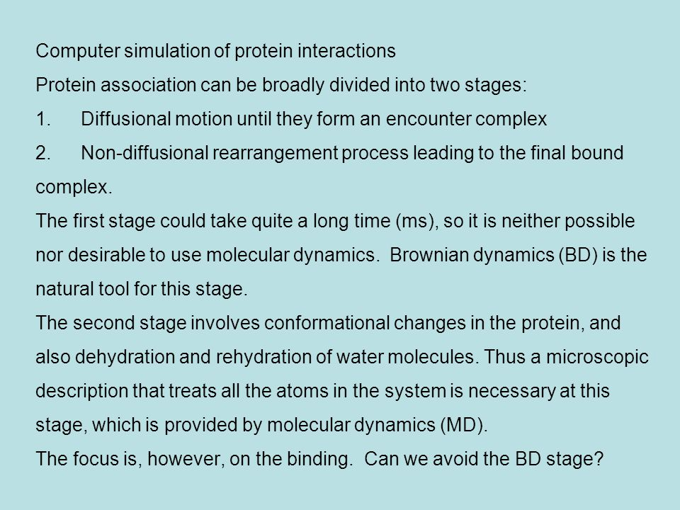 Molecular dynamics combined with docking Test study in gramicidin channel: 1.