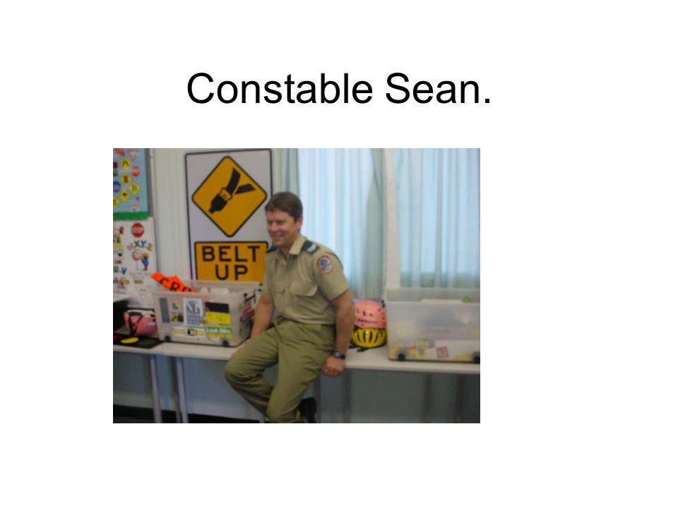 Constable Sean.