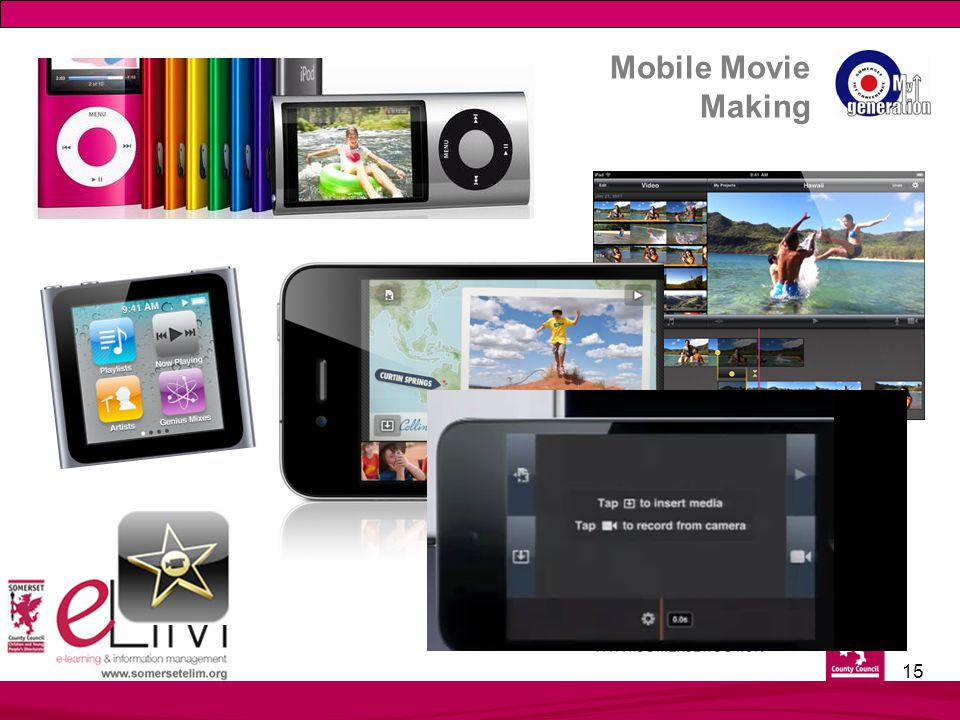 15 Mobile Movie Making