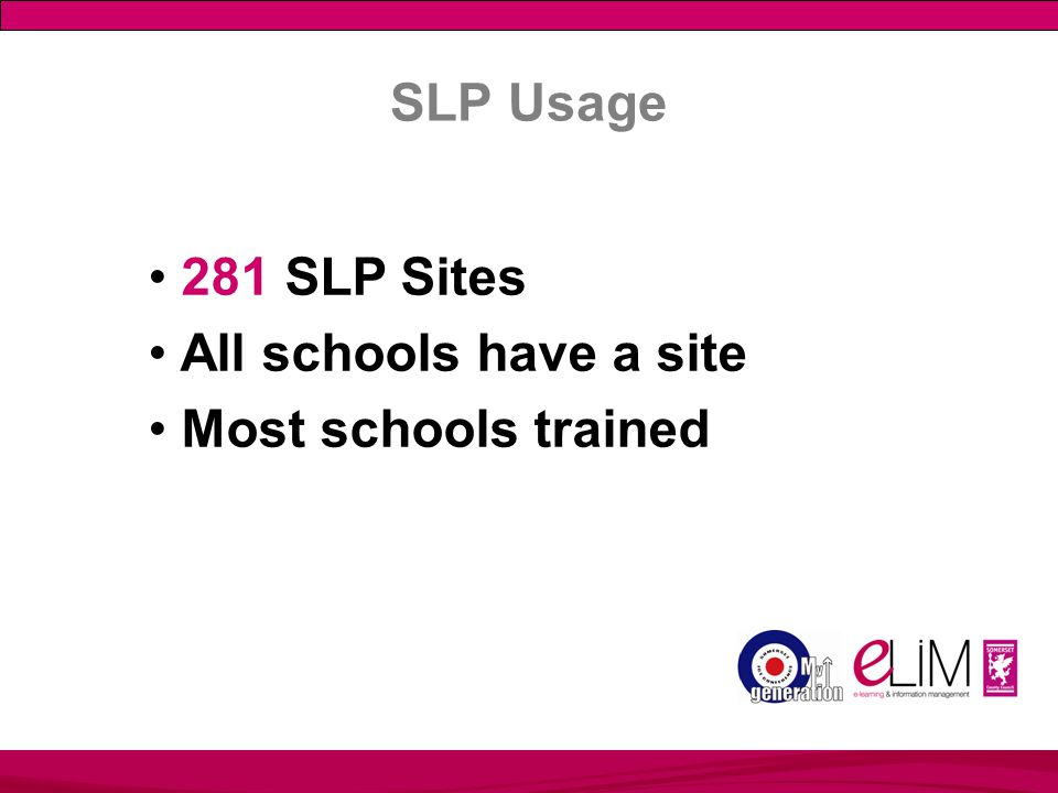 SLP STATS