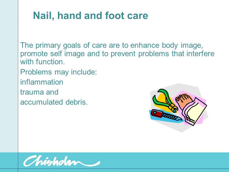 Normal nail bed