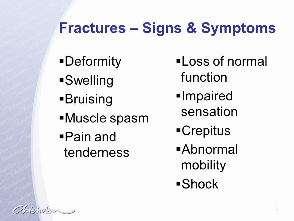 4 Potential blood loss with fractures Fracture site Potential blood loss (litres) Fracture site Potential blood loss (litres) Humerus1.0 - 2.0Pelvis1.5 - 4.5 Elbow0.5 - 1.5Hip1.5 - 2.5 Forearm0.5 – 1.0Femur1.0 – 2.0 Spine/ribs1.0 – 3.0Knee1.0 -1.5 Ankle0.5 – 1.5Tibia0.5 – 1.5