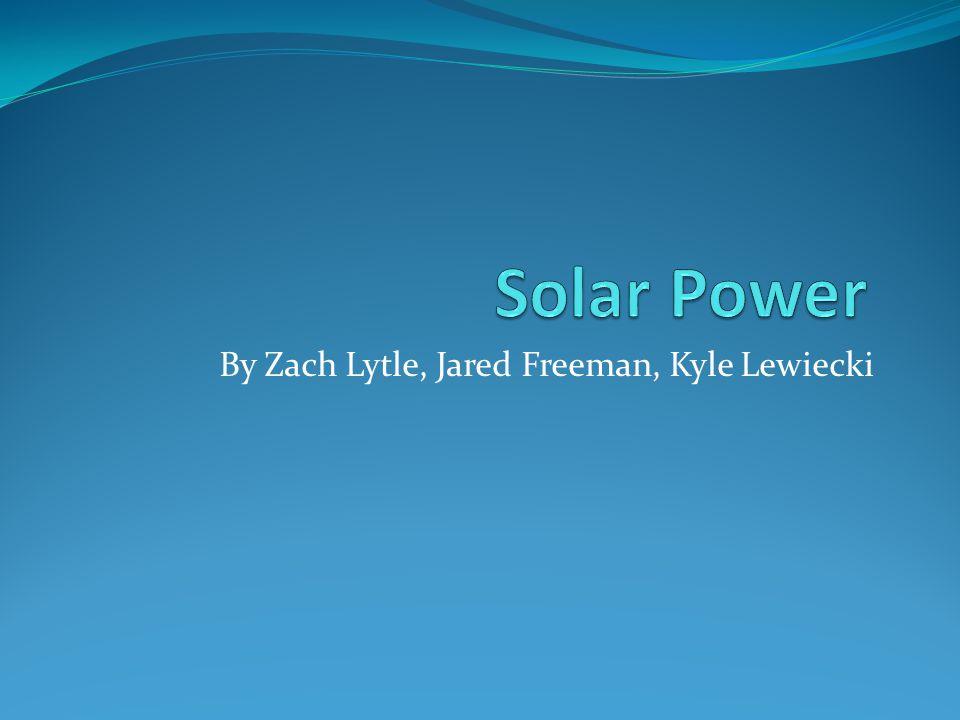 By Zach Lytle, Jared Freeman, Kyle Lewiecki