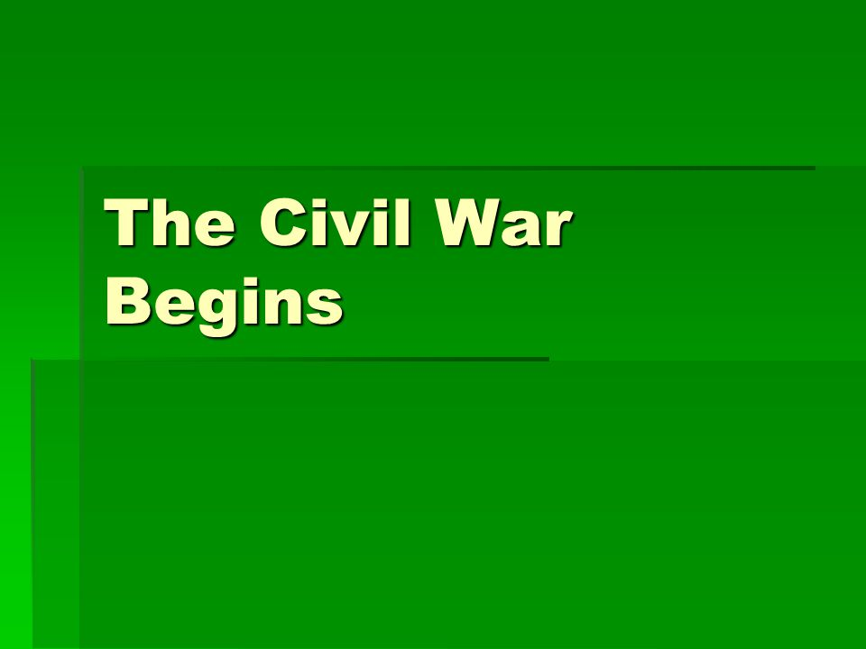 Guiding Questions for Unit  1) What makes a civil war different from a foreign war.