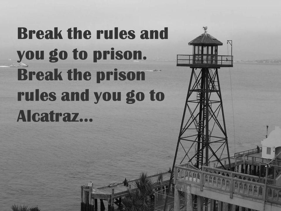 Why Alcatraz.