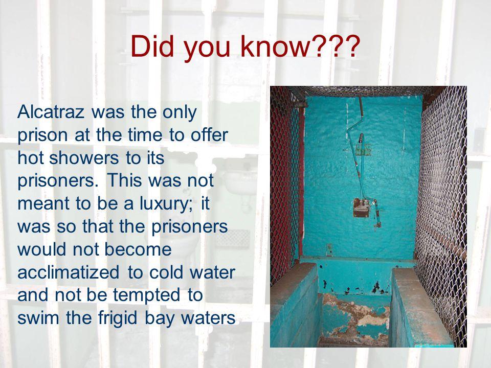 Who was sent to Alcatraz.
