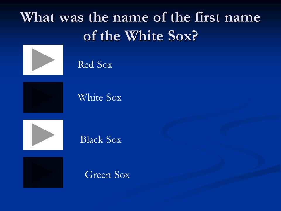 What was the latest year the White Sox went to the World Series 2002 2003 2004 2005