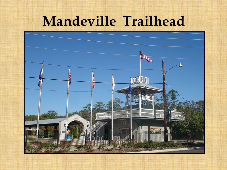 Mandeville Trailhead