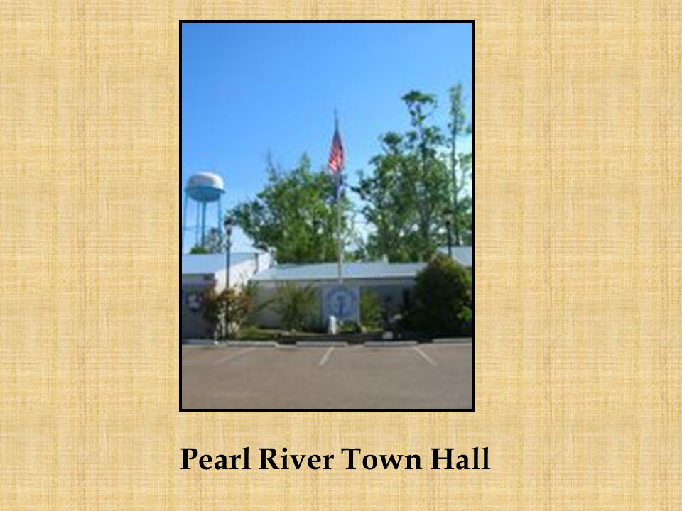 Pearl River Town Hall