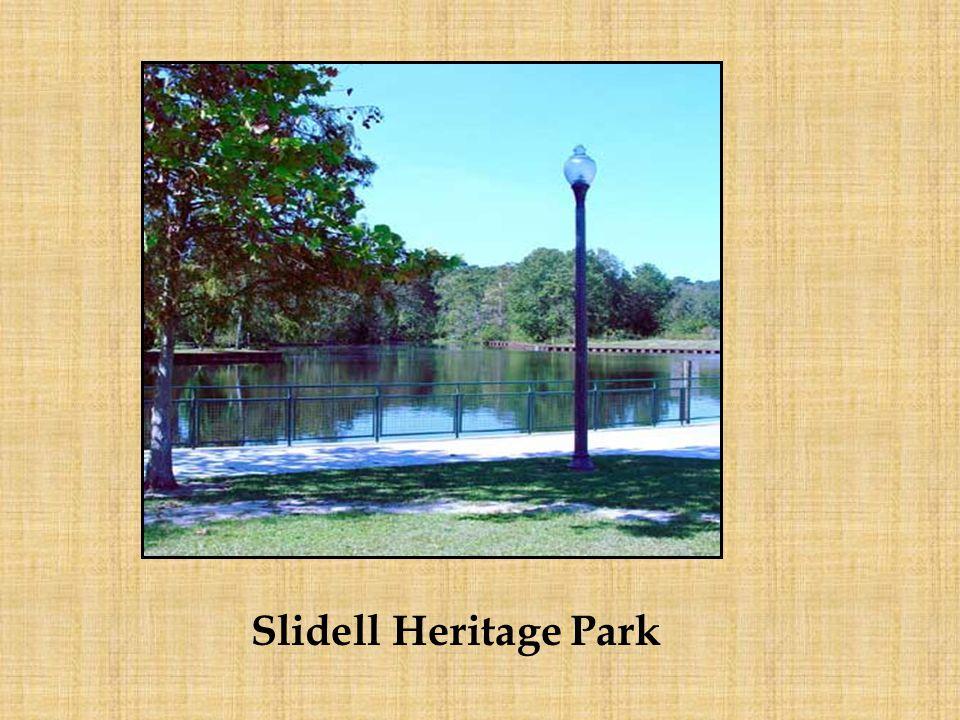 Slidell Heritage Park
