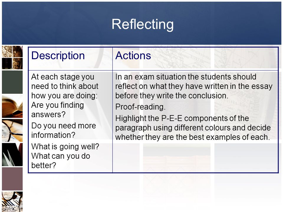 PLT I-lit Task Working in your PLT, you are to use the I-lit model as a way to guide the student through the task Create a power point explaining to your class what Environmental Sustainability means You have been given a planner to fill in that reflects the one that you have just been shown for the I-lit essay writing example.