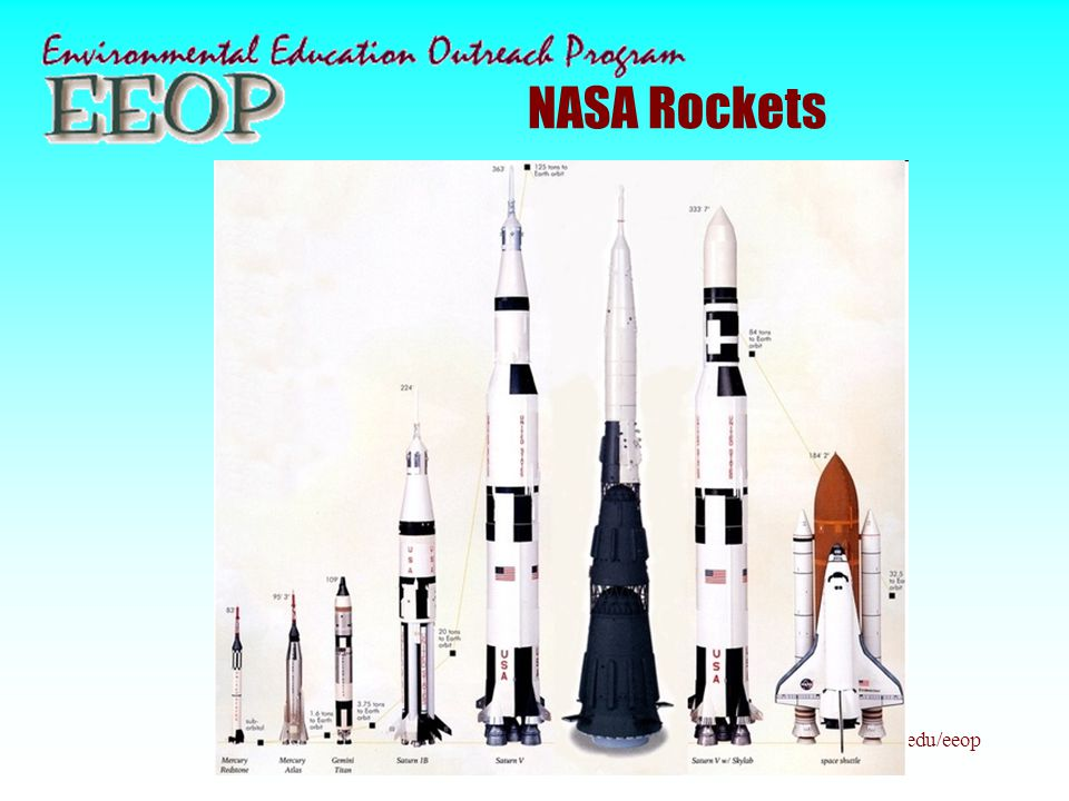 www.nau.edu/eeop NASA Rockets