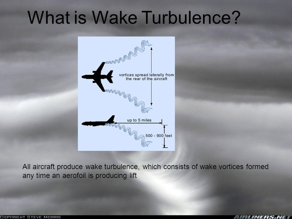 What is Wake Turbulence.