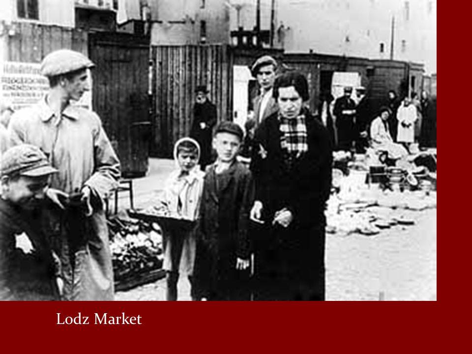 Lodz Market