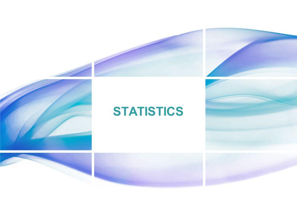C I T Y O F T A M P E R E 25.4.20135 STATISTICS