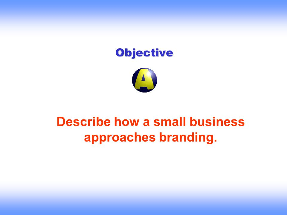 Every touch point is an opportunity to build and reinforce your business's brand.