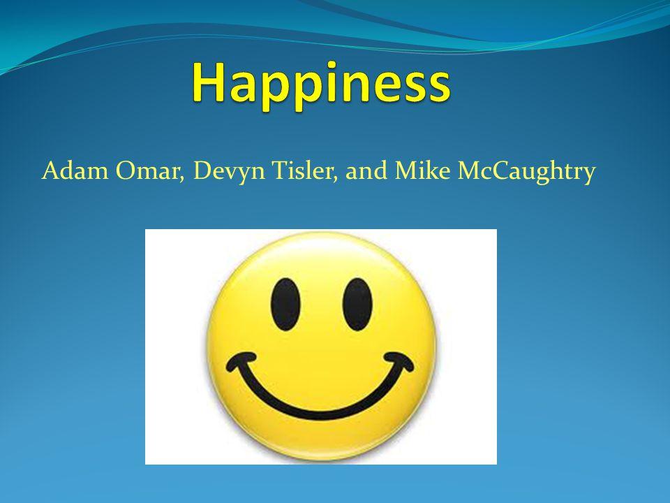 Adam Omar, Devyn Tisler, and Mike McCaughtry