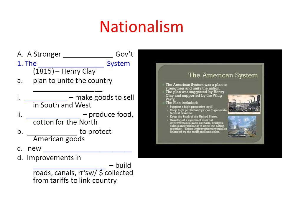 Nationalism 2.Supreme Court Cases a._________________________ i.