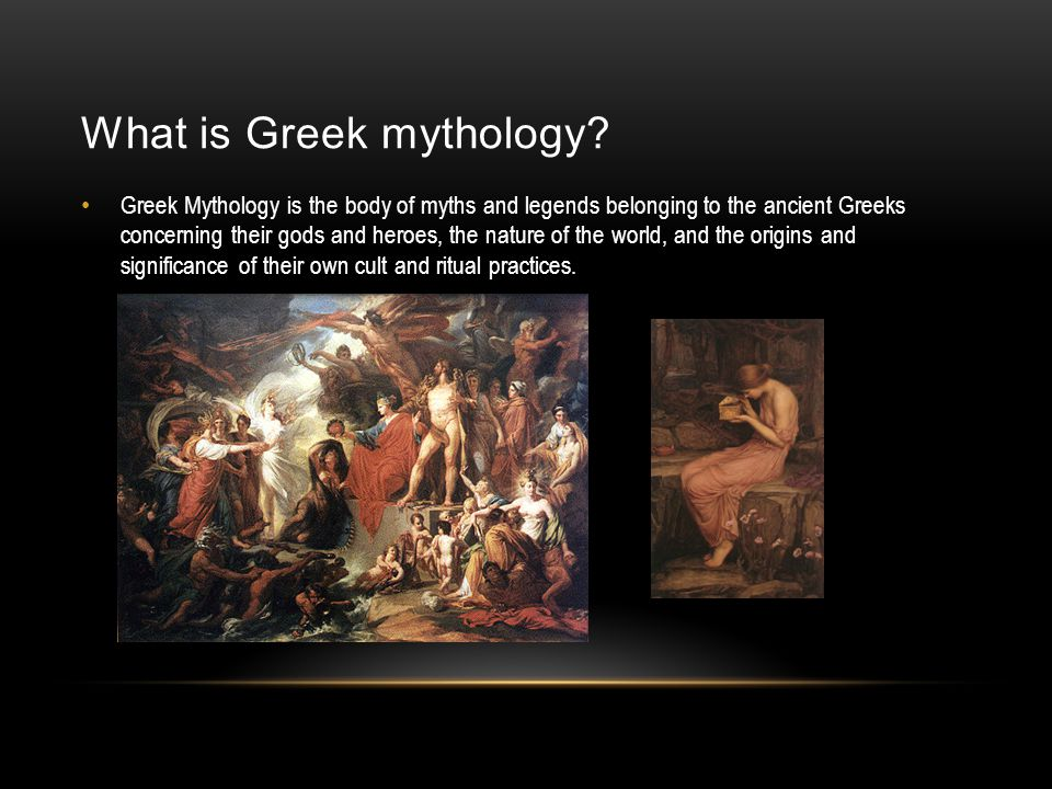 What is the difference between primitive and classical mythology.