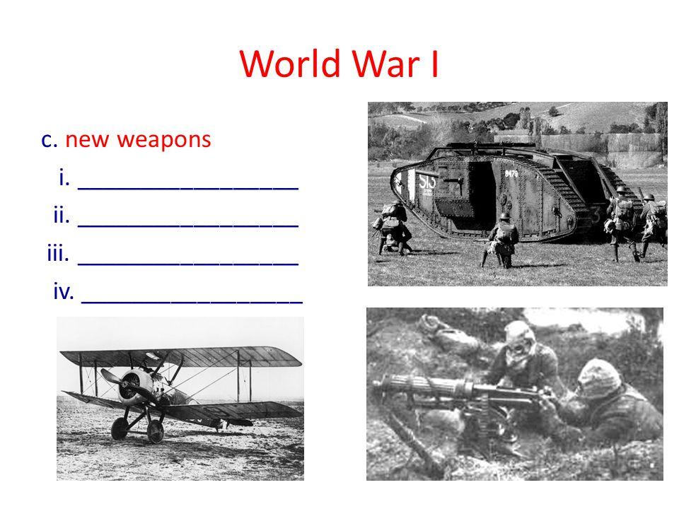World War I C.Limits on ___________________ 1. Suspicious of immigrants a.