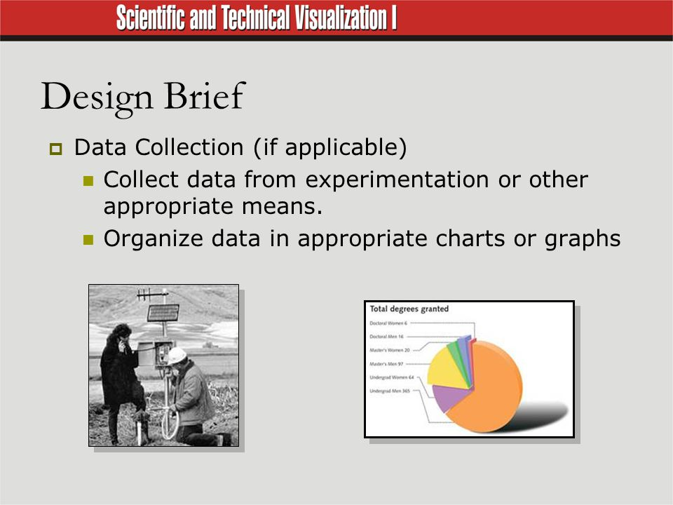  Data Collection (if applicable) Collect data from experimentation or other appropriate means.
