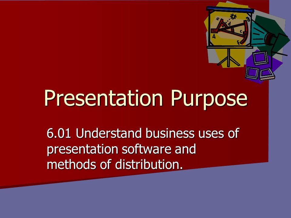 Slide 2 What is presentation software.