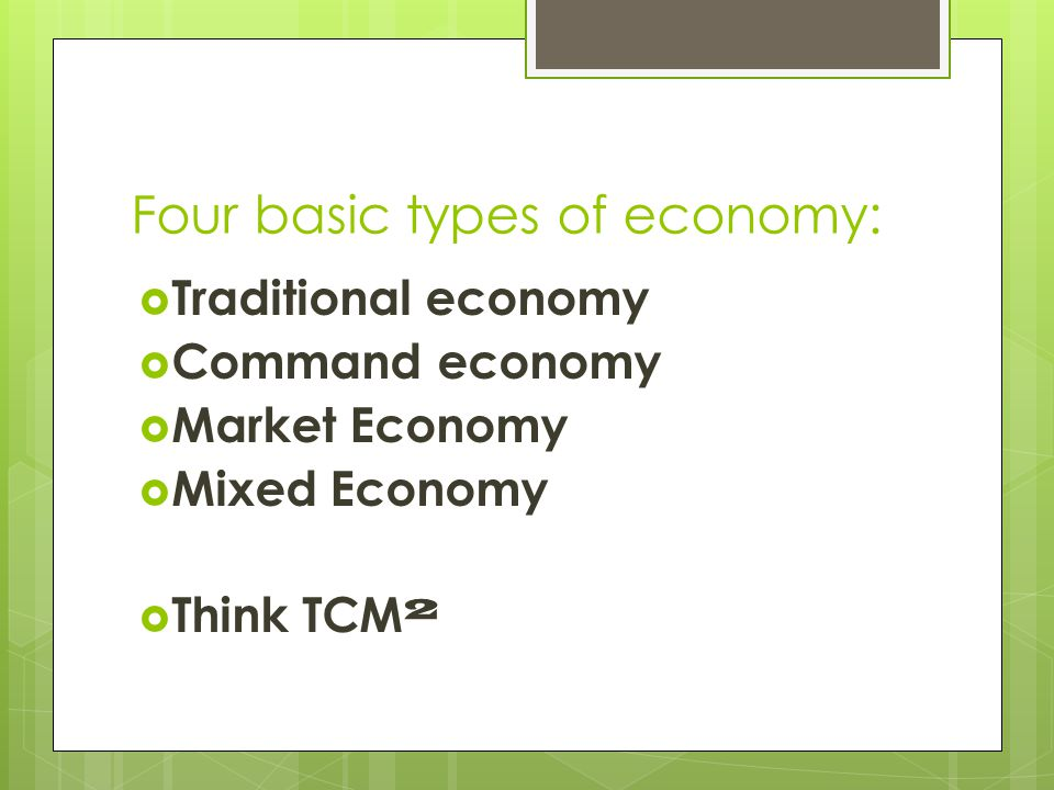Economy  Economy is the production and exchange of goods and services among a group of people.