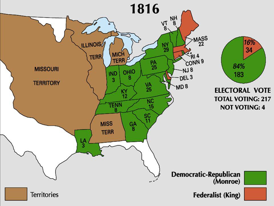 Sectionalism: Western Leaders Andrew Jackson, Tennessee William Henry Harrison, Indiana Henry Clay, Kentucky Thomas Hart Benton, Missouri