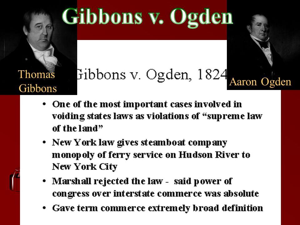 Aaron Ogden Thomas Gibbons