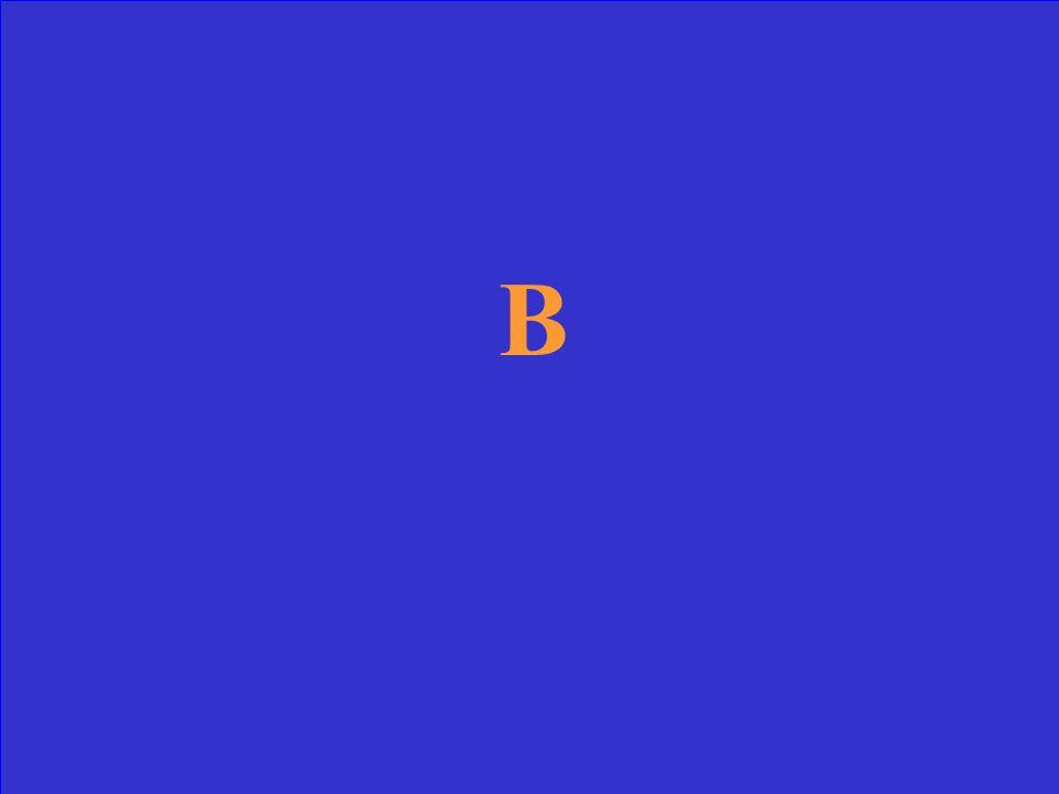Which equation has a solution of 4? A.0 = 8 + 2y B.5x + 3 = 23 C.8a – 10 = 42 D.2t – 1 = 9
