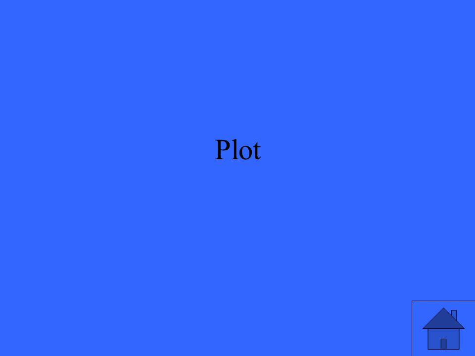 The story line or plan of the novel, text, or play