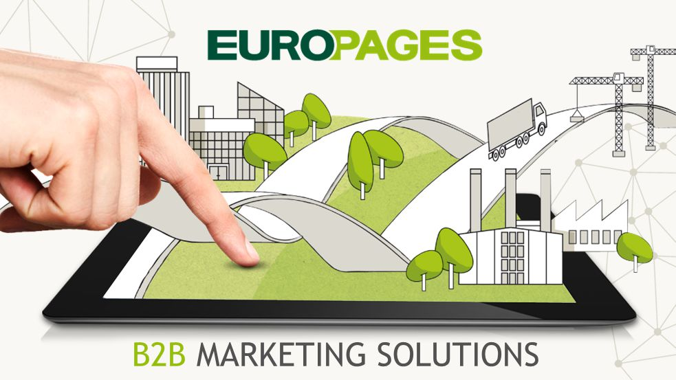 MYEUROPAGES MANAGE YOUR CONTENT THROUGH _ Thanks to myEUROPAGES, the company can logon and change all the elements of its E*Page at will _ Whether it is simply updating company details, adding new elements, or using keywords to describe its activities more accurately, everything is easily accessible and simple to update