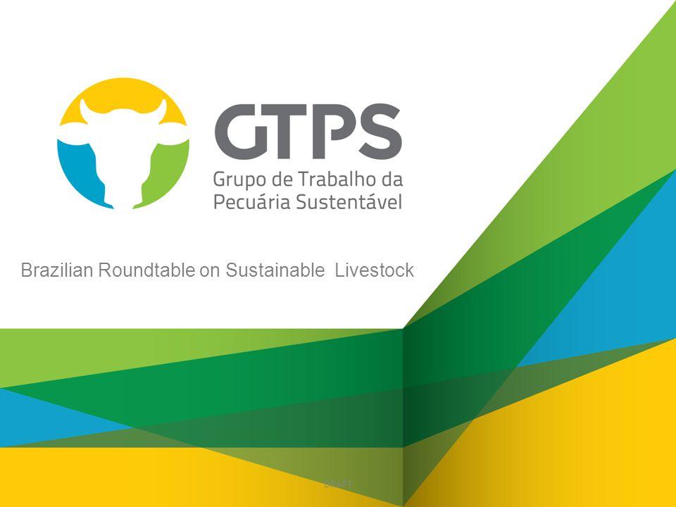 Brazilian Roundtable on Sustainable Livestock DRAFT