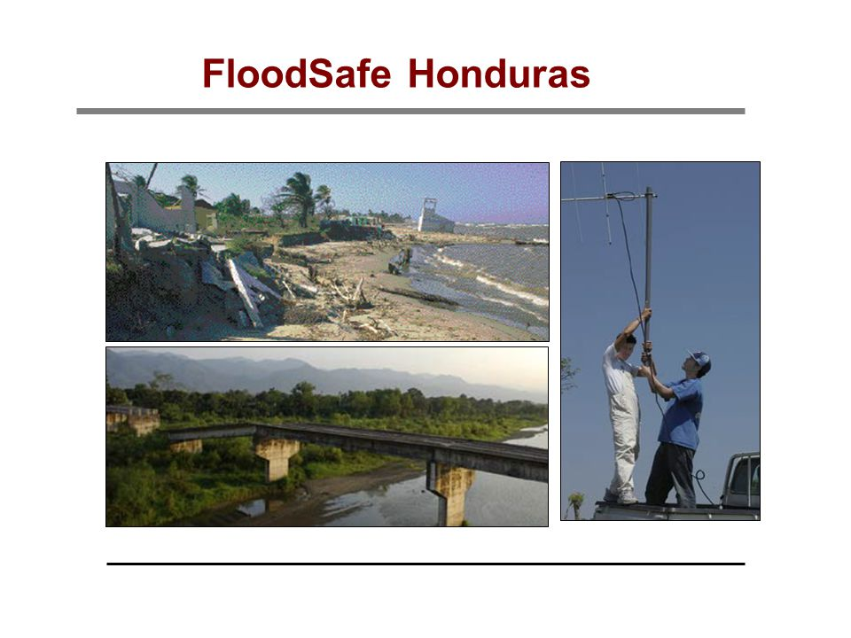 FloodSafe Honduras