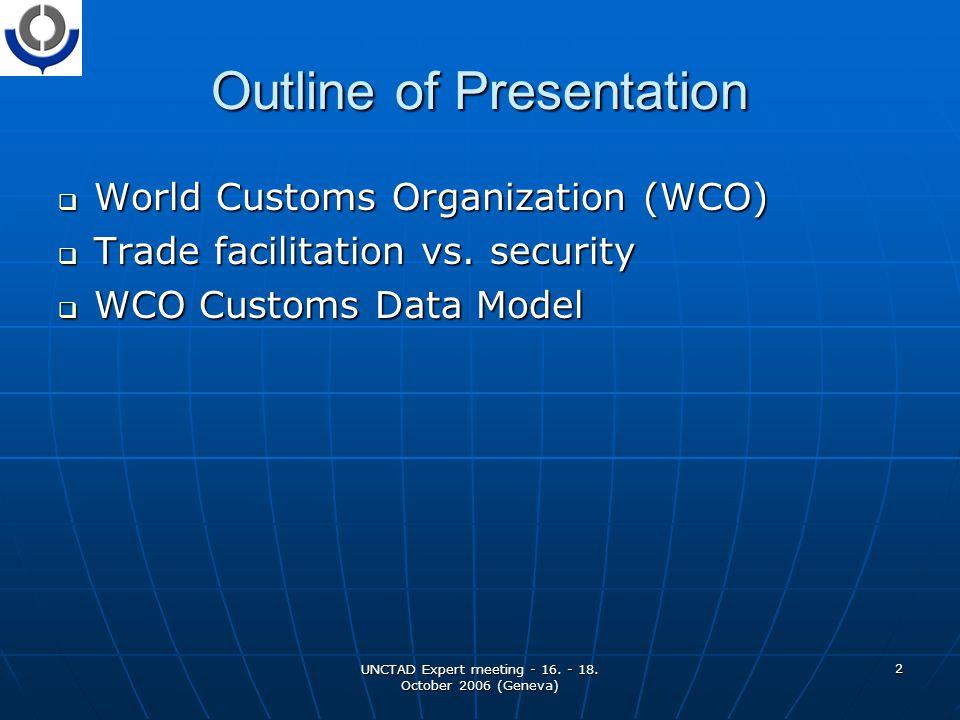 UNCTAD Expert meeting - 16.- 18.