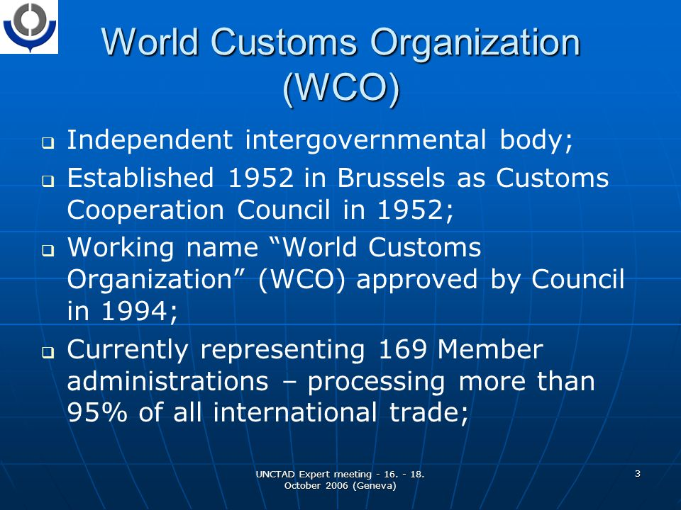 Questions? Thomas Morawietz Technical Attaché thomas.morawietz@wcoomd.org