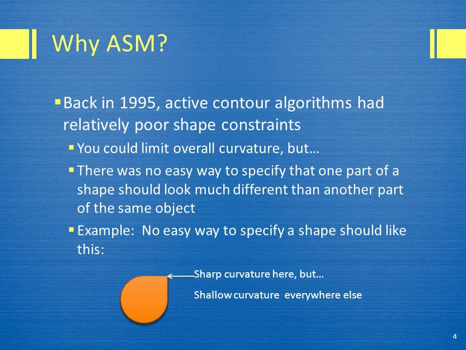 Why ASM.