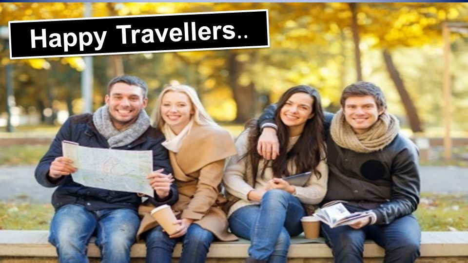 Happy Travellers..