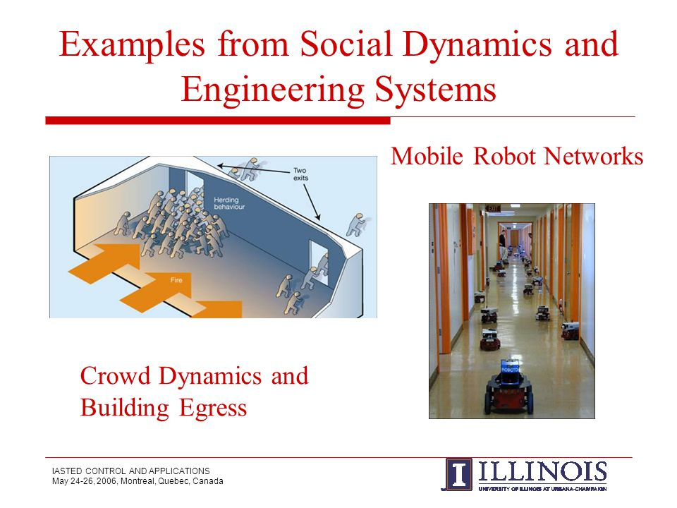 IASTED CONTROL AND APPLICATIONS May 24-26, 2006, Montreal, Quebec, Canada Example from Bilateral Teleoperation Multi-Robot Remote Manipulation