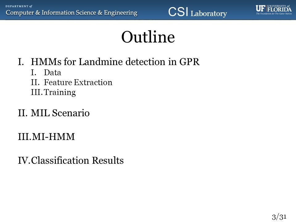 34/31 CSI Laboratory 2010 Standard Learning vs.