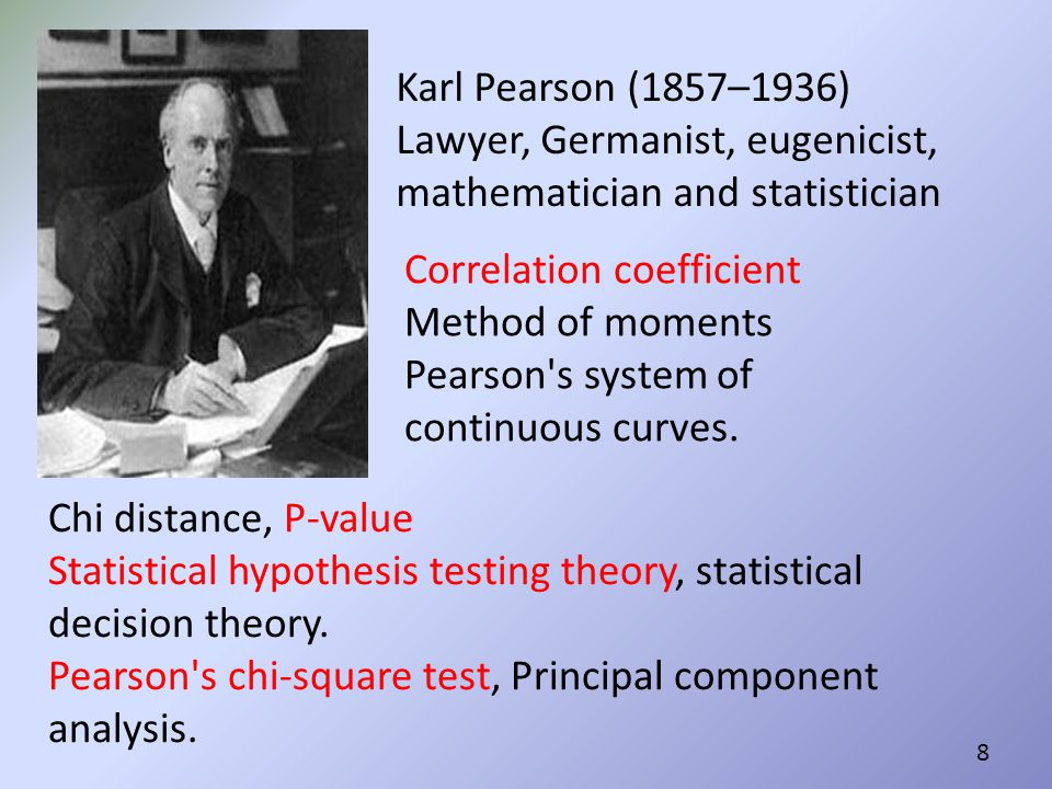 Sir Francis Galton FRS (16 February 1822 – 17 January 1911) Anthropology and polymathy Doctoral students Karl Pearson In the late 1860s, Galton conceived the standard deviation.