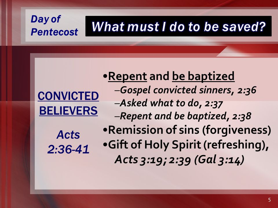 Faith and Works Salvation is not earned, Rom 4:3-4 (Gal 3:12) Faith is accounted for righteousness, Rom 4:5 Faith that saves is faith that obeys, Jas 2:17, 24 –Ex.