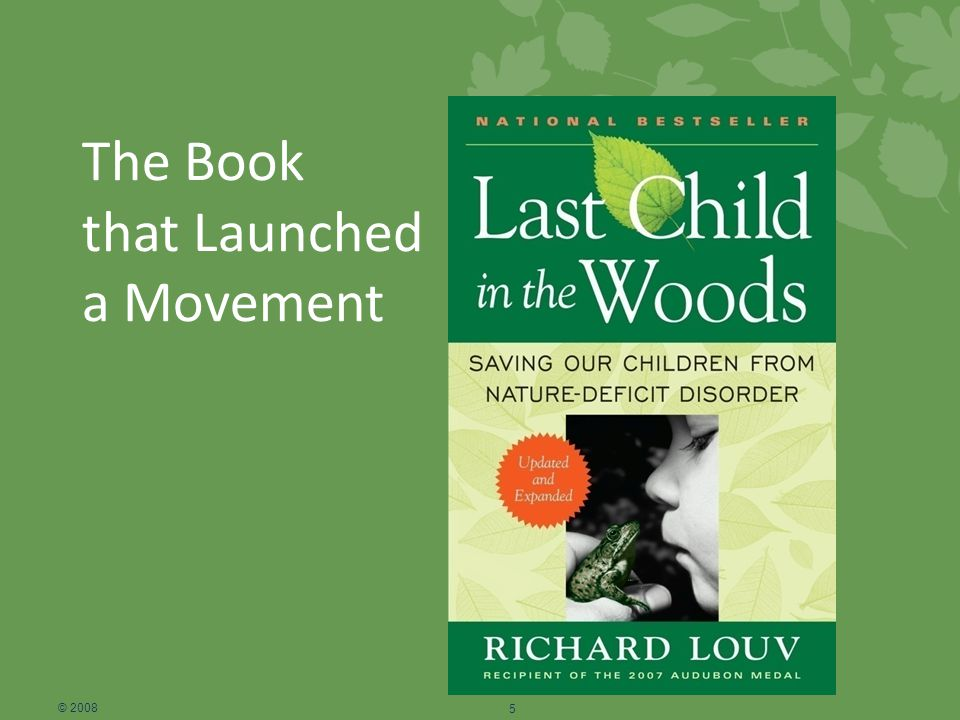 The Book that Launched a Movement © 2008 5