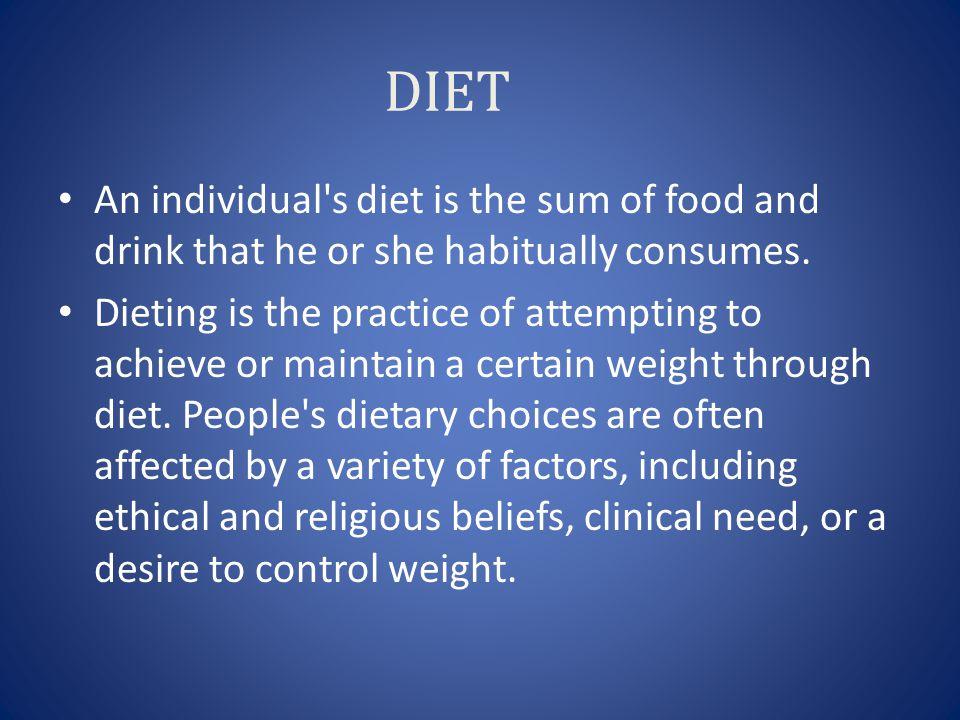 DIET TYPES Vegetarian diet Lacto vegetarianism Lacto-ovo vegetarianism Vegan diet Flexitarian diet Kangatarian Pescetarian diet Plant-based diet Fruitarianism